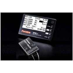 Futaba CGY760R + GPB-1 Programmer