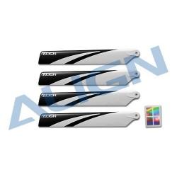 150 Main Blades - White/Black