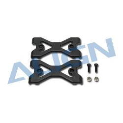 Tailboom Support Rods Reinforcement Plates