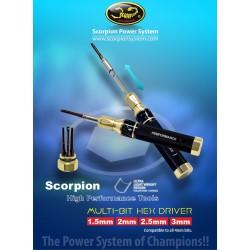 Scorpion MULTI-BIT HEX DRIVER