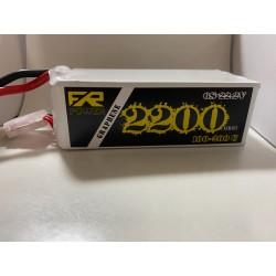 FR POWER Grapheno 6S 2200mah 100/200C