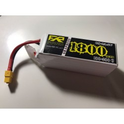 FR POWER Grapheno 6S 1800mah 100/200C