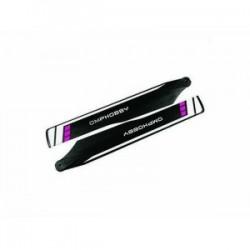 173mm Main Blades-Purple