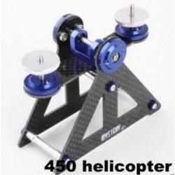 Blade balancer 450 helicopter Azul