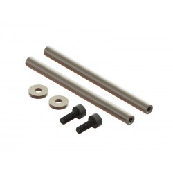 OXY3 - Carbon Steel Spindle Shaft, 2PC