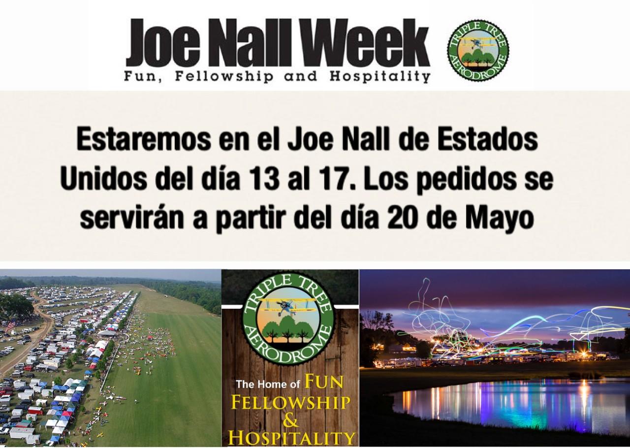 ¡¡Estaremos en el Joe Nall Week!!