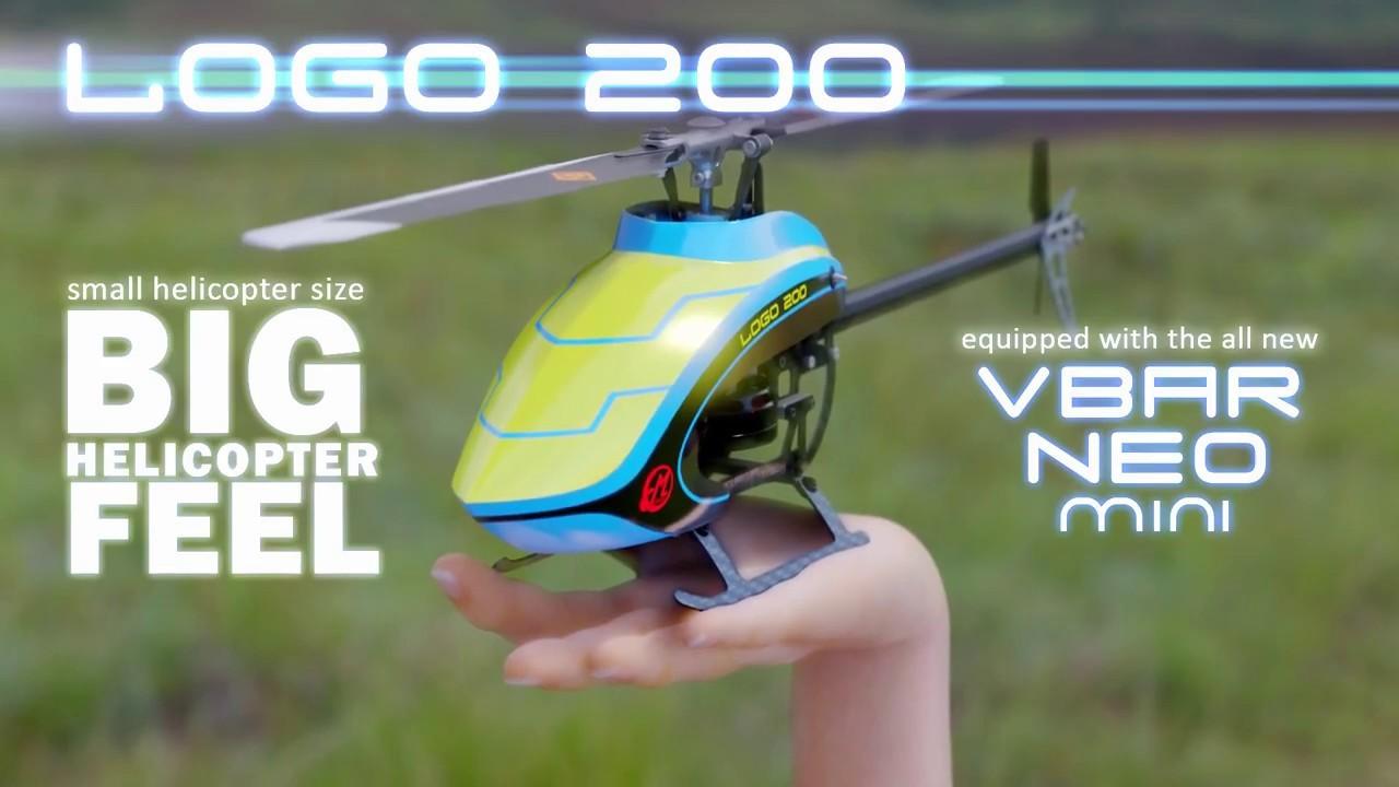 Logo 200 Big Helicopter feel
