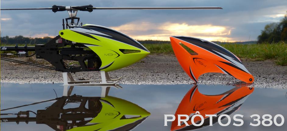 PROTOS 380 XL POWER